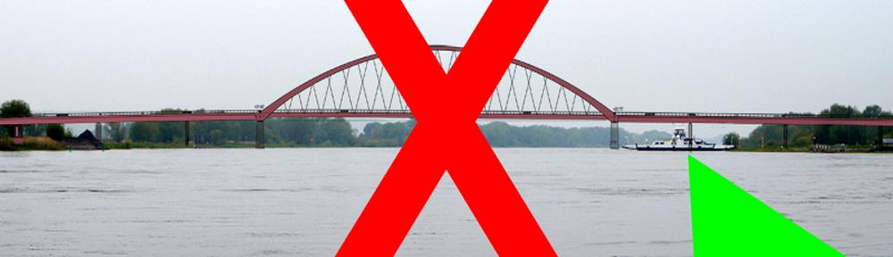 Keine dritte Brücke